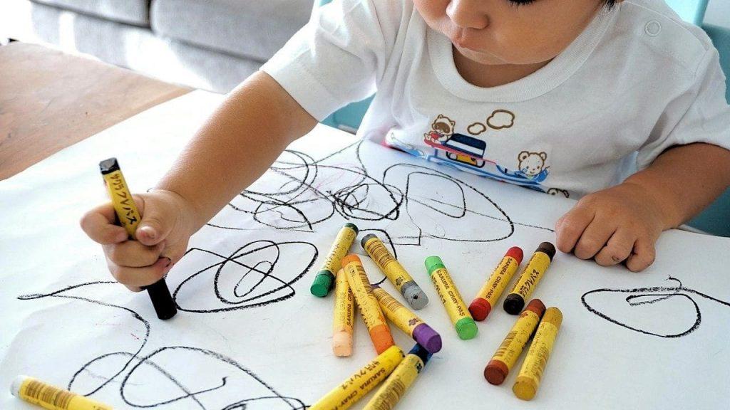 Уметност код деце